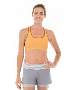 Erica Evercool Sports Bra-XS-Orange