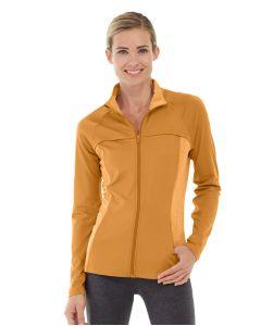 Inez Full Zip Jacket-XL-Orange